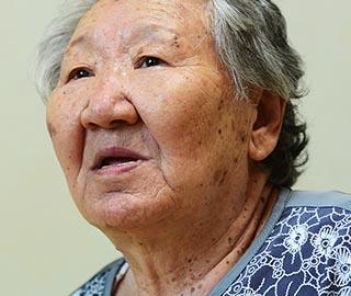 길원옥(86) 할머니