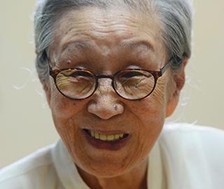 김복동(88) 할머니