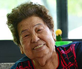 김순옥(92) 할머니