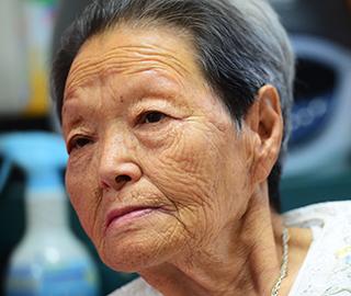 김양주(90) 할머니