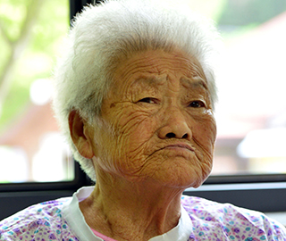 김외한(80) 할머니