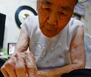 박숙이(92) 할머니