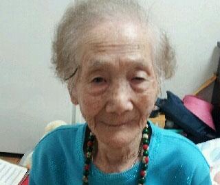 이순덕(96) 할머니