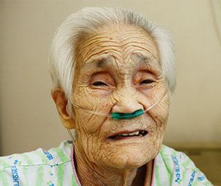 이효순(89) 할머니