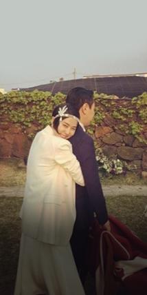 셀프웨딩, 레트로스타일 참 예뻐 보여-김나영부부