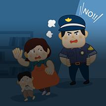 불안정한 부모, 아이를 죽이다