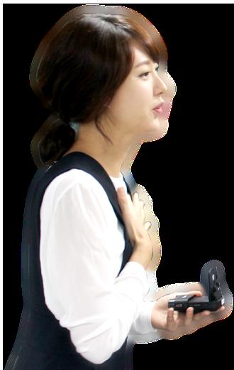 송이진 리포터