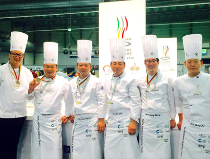 동메달 획득 사진1
