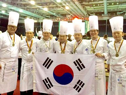 동메달 획득 사진2