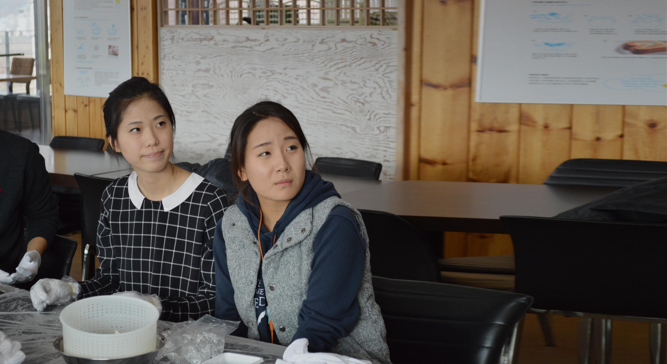 천안연암대 친환경원예과 장지언 학생