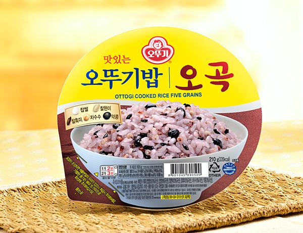 맛있는 오뚜기밥 오곡