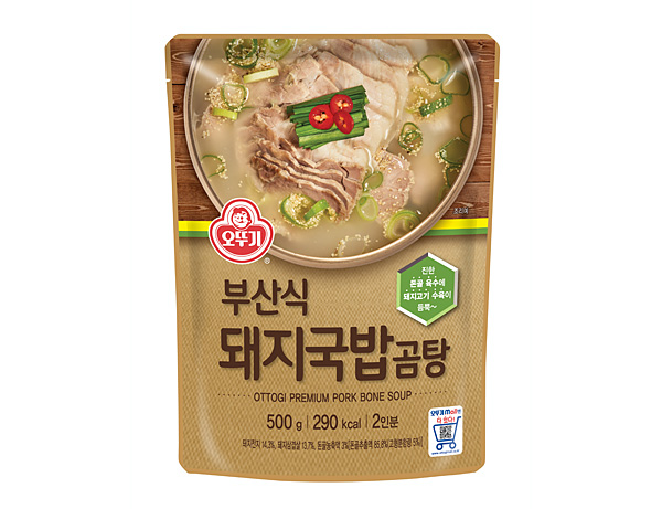 오뚜기 부산식 돼지국밥곰탕
